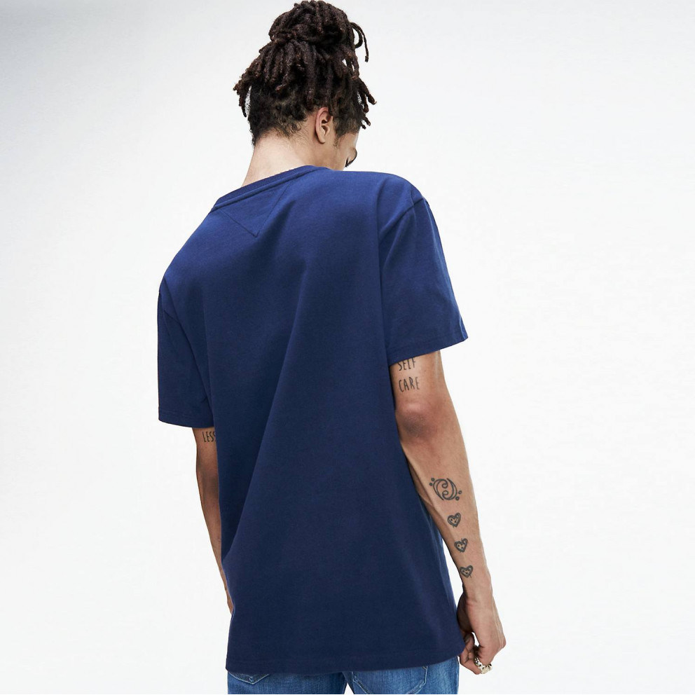 Tommy Jeans Chest Corp Men's Logo Tee