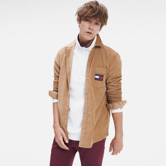 Tommy Jeans CORD SHIRT