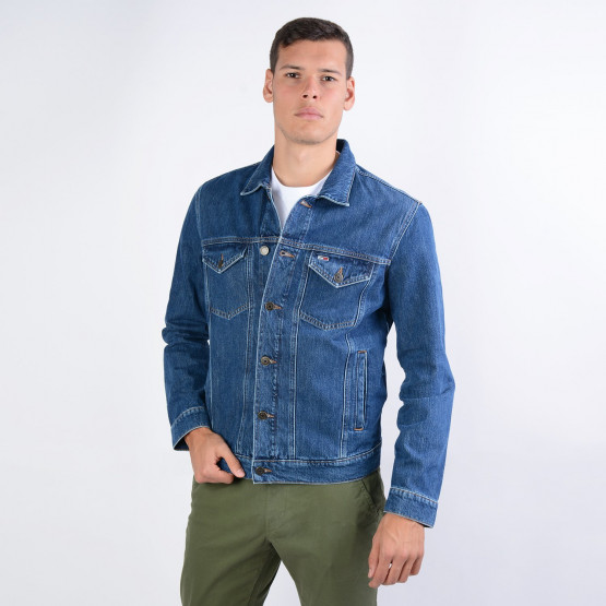 Tommy Jeans Regular Denim Men's Jacket
