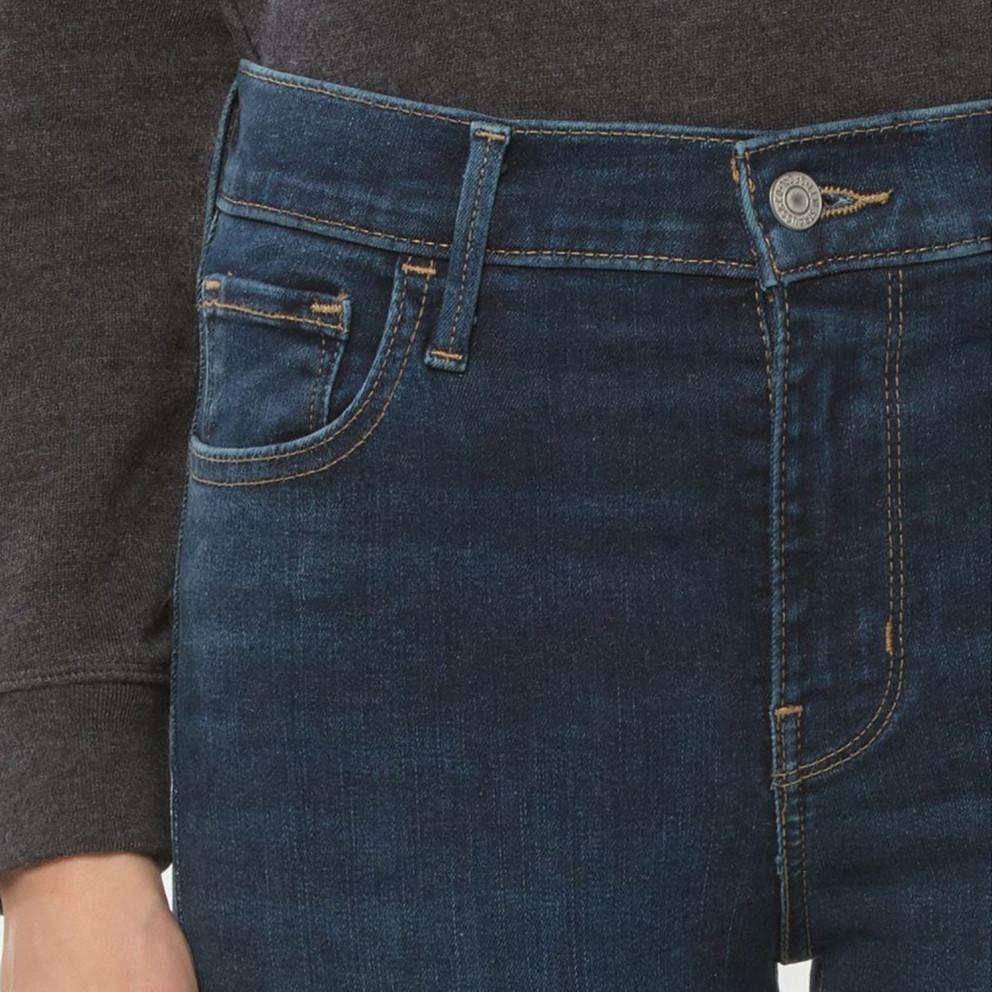 Levis 720 Hirise Super Skinny Essential Blue