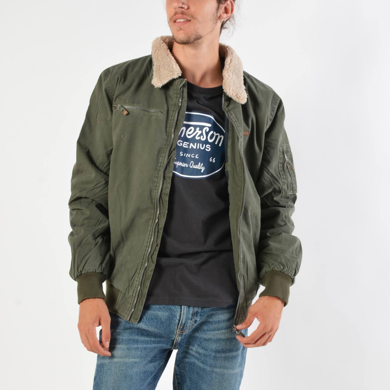 Basehit Men's Jacket With Fur Collar (9000019103_8393)
