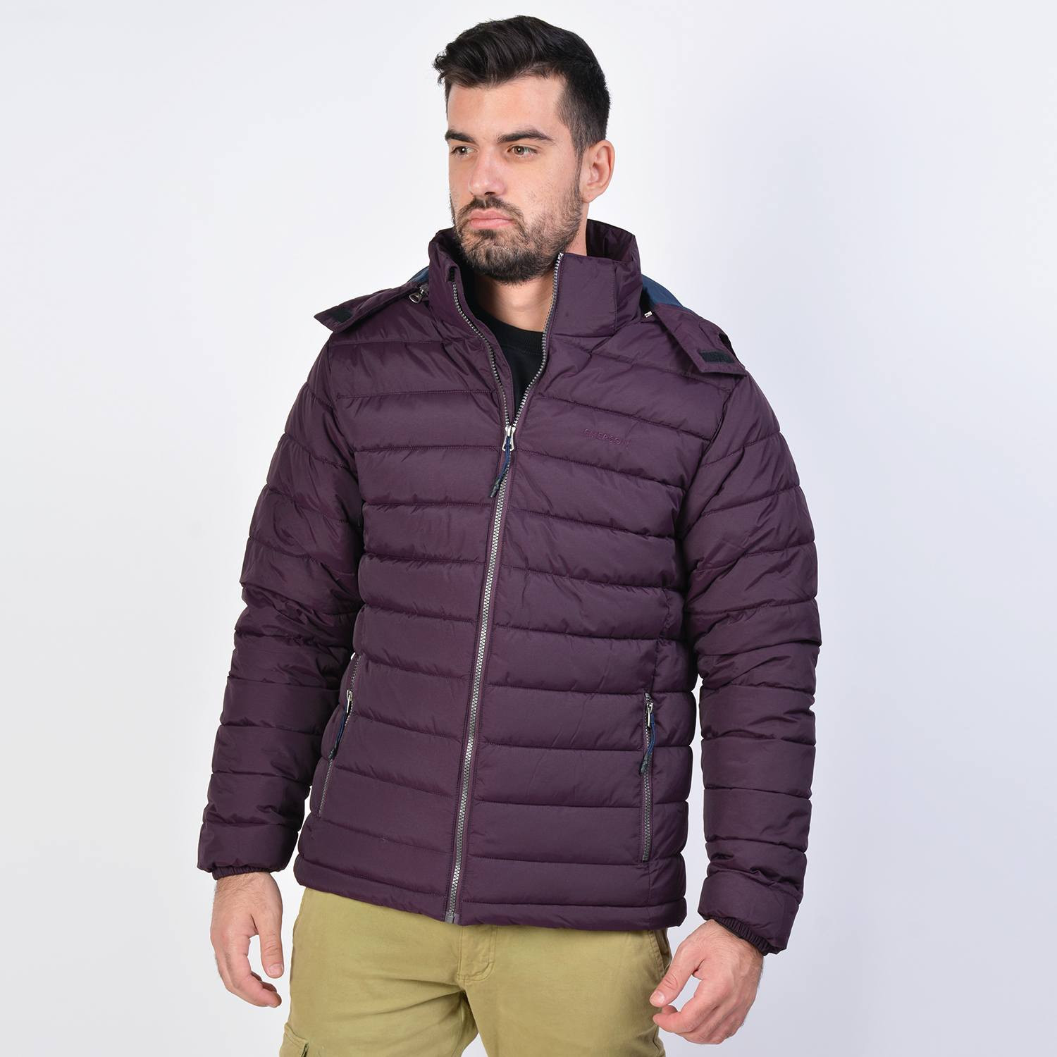 Emerson Men's P.p.down Jacket With Hood (9000036087_40974)