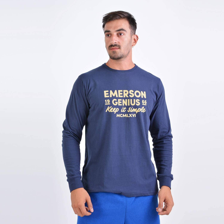 Emerson Men's L/S T-shirt (9000036134_3472)