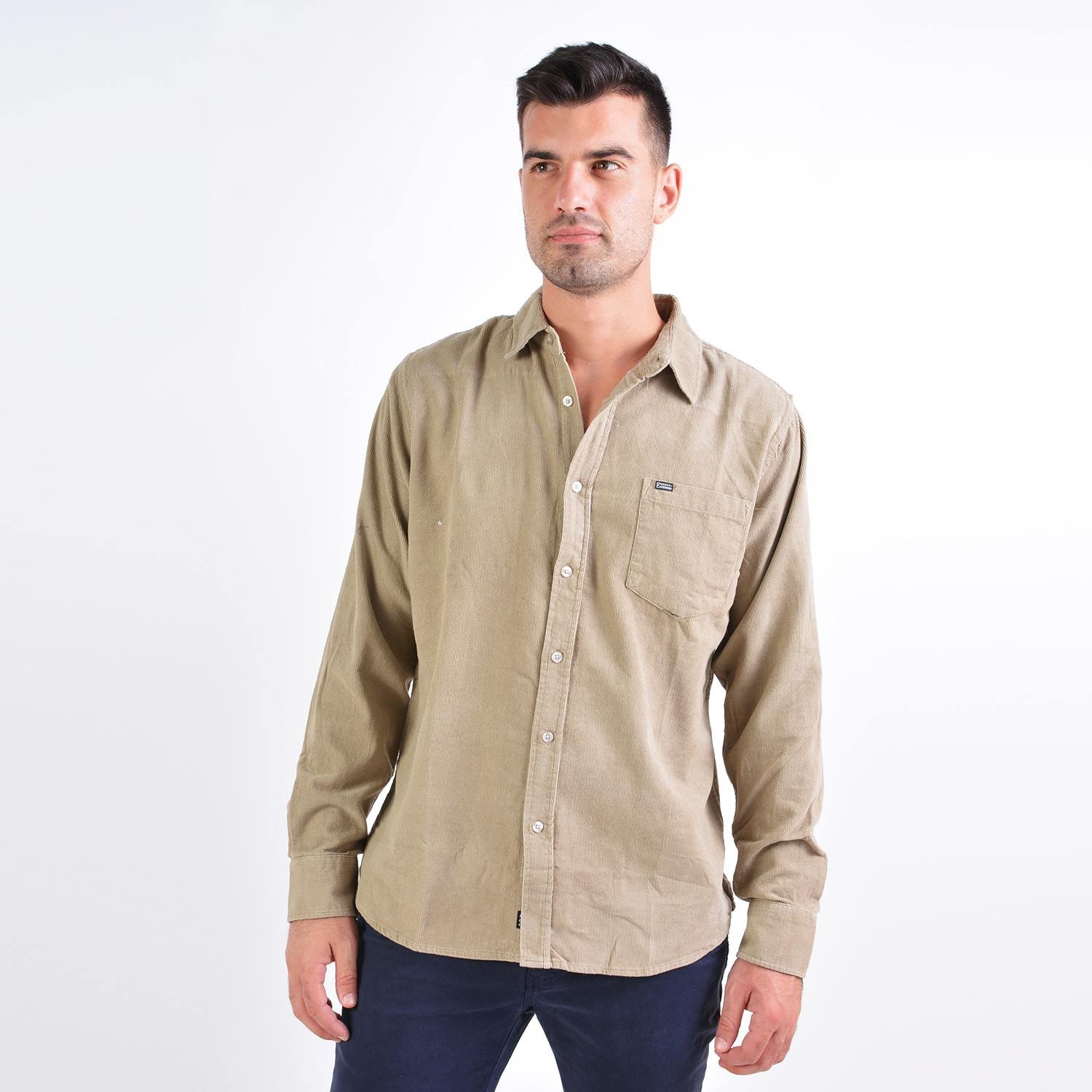 Emerson Men's Corduroy Shirts (9000036144_41002)