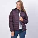 Emerson Women's P.p.down Jacket With Hood