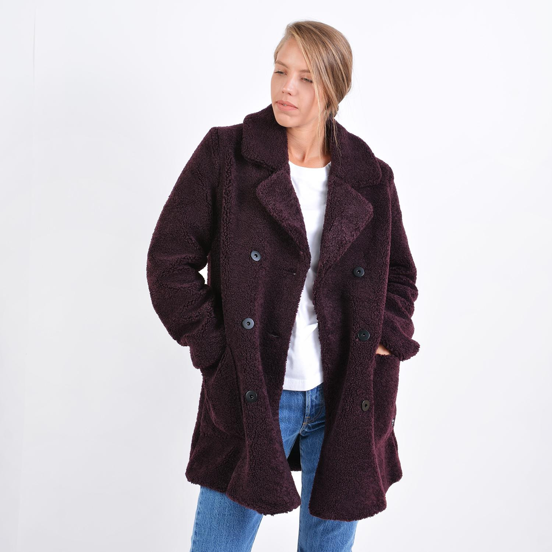 Emerson Women's Fake Fur Coat (9000036175_35292)