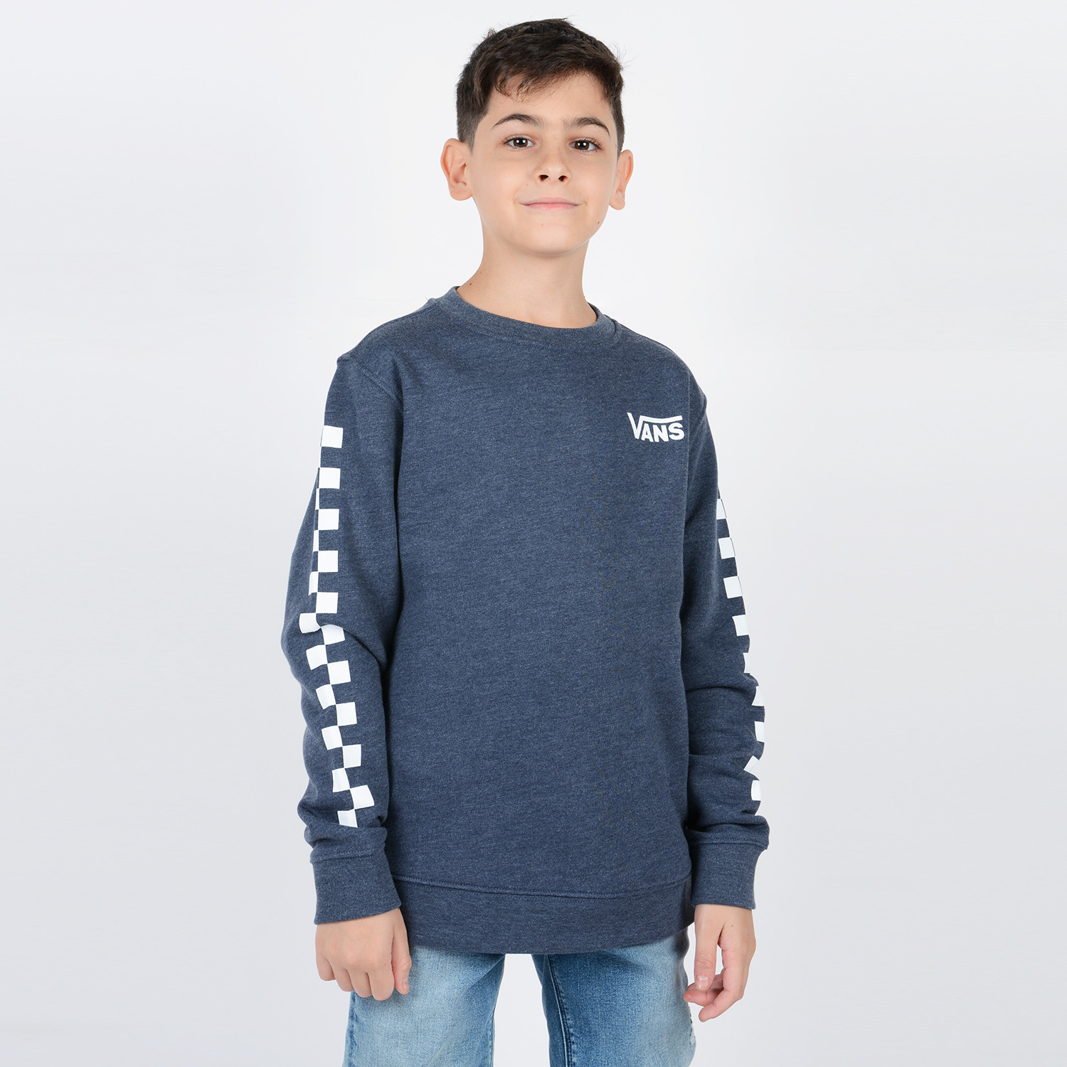 Vans By Exposition Check Dress Blues H (9000038789_41572)