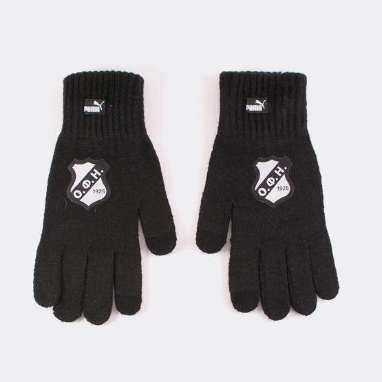 Puma knit gloves