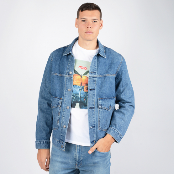 Levis PATCH POCKET TRUCKER GEAR BOX