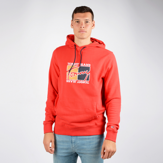 Tommy Jeans TJM ESSENTIAL GRAPHIC HOODIE
