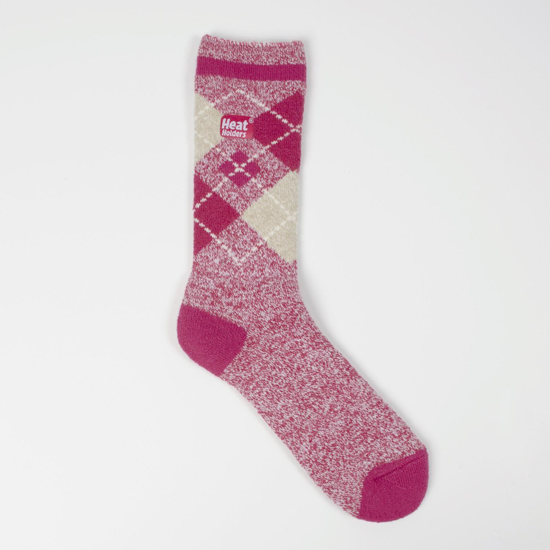 Heat Holders Lite Argyle Women's Socks (9000046683_43866)