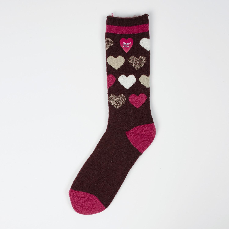 Heat Holders Lite Heart Women's Socks (9000046684_43867)