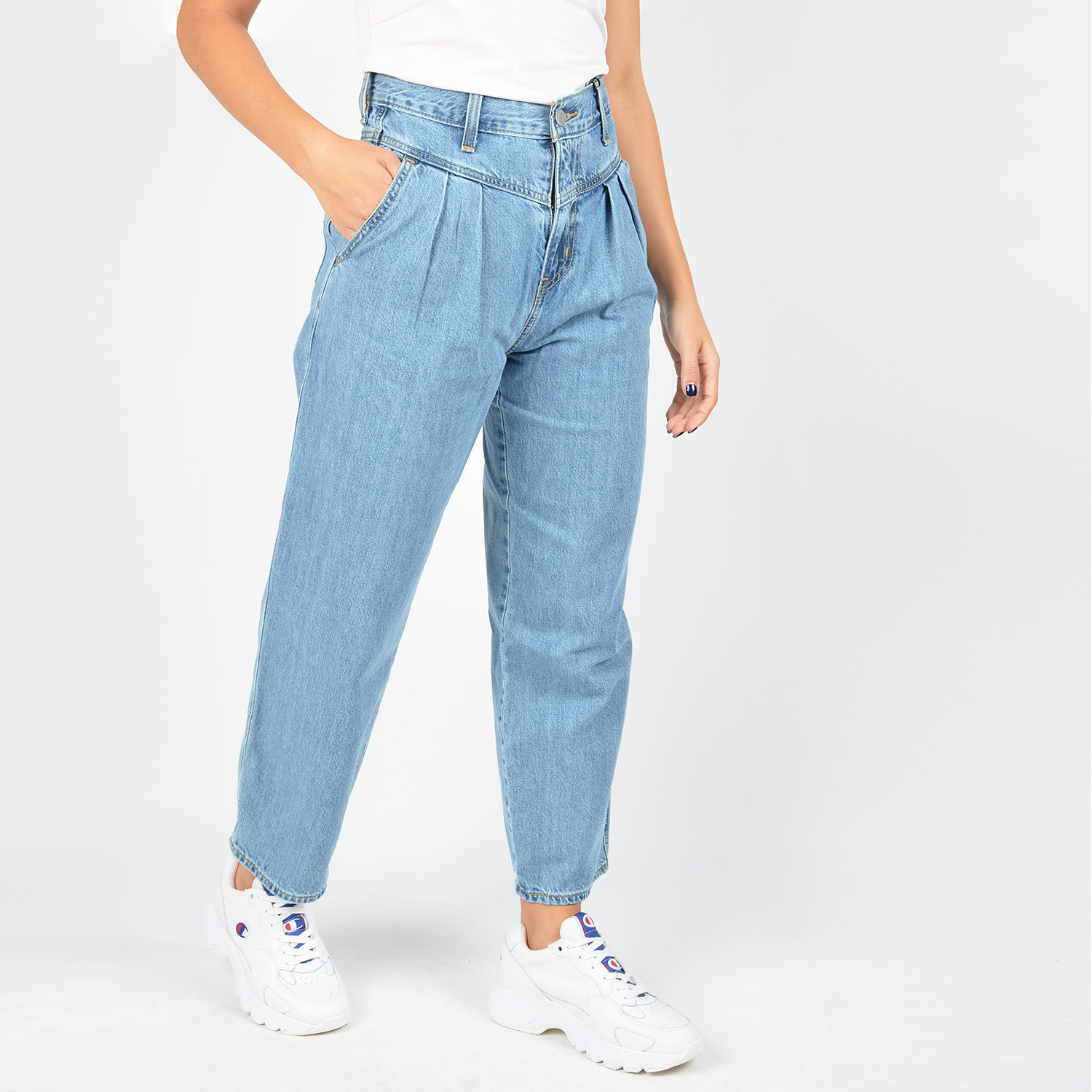 Levis 80S Balloon Leg The Yokes On You (9000048407_26098)