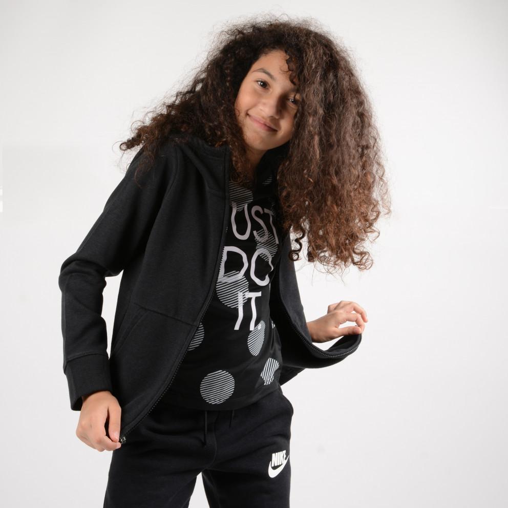 Nike Sportswear Girl's Full-Zip Hoodie