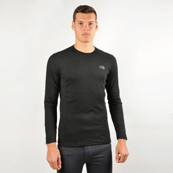The North Face Men's Easy Long Sleeve Crew Neck