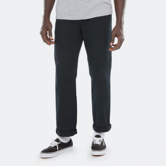 Vans Men's Authentic Chino Pro Black