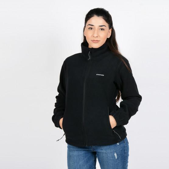 Emerson Women's Zip Up Fleece Jacket