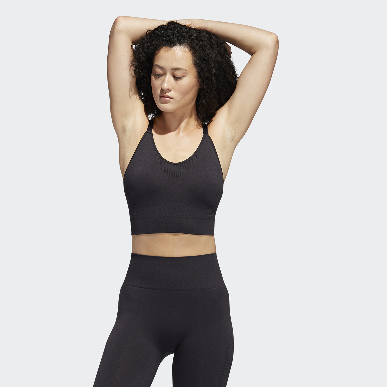 adidas Performance Women's Seamless Bra (9000045195_1469)