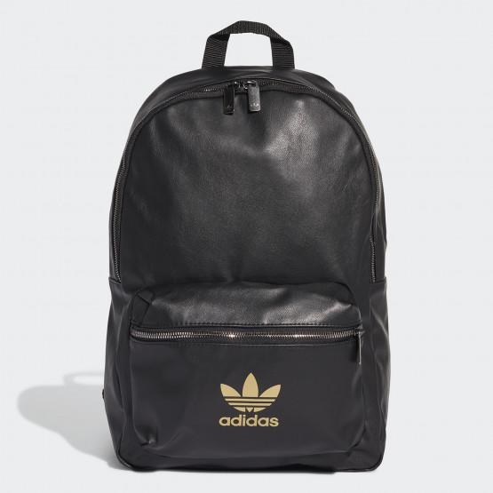 adidas Originals Leather Backpack