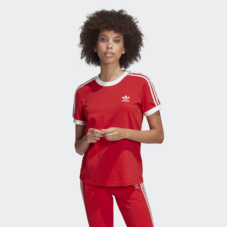 adidas Originals 3 Stripes Women's Tee (9000045509_43544)
