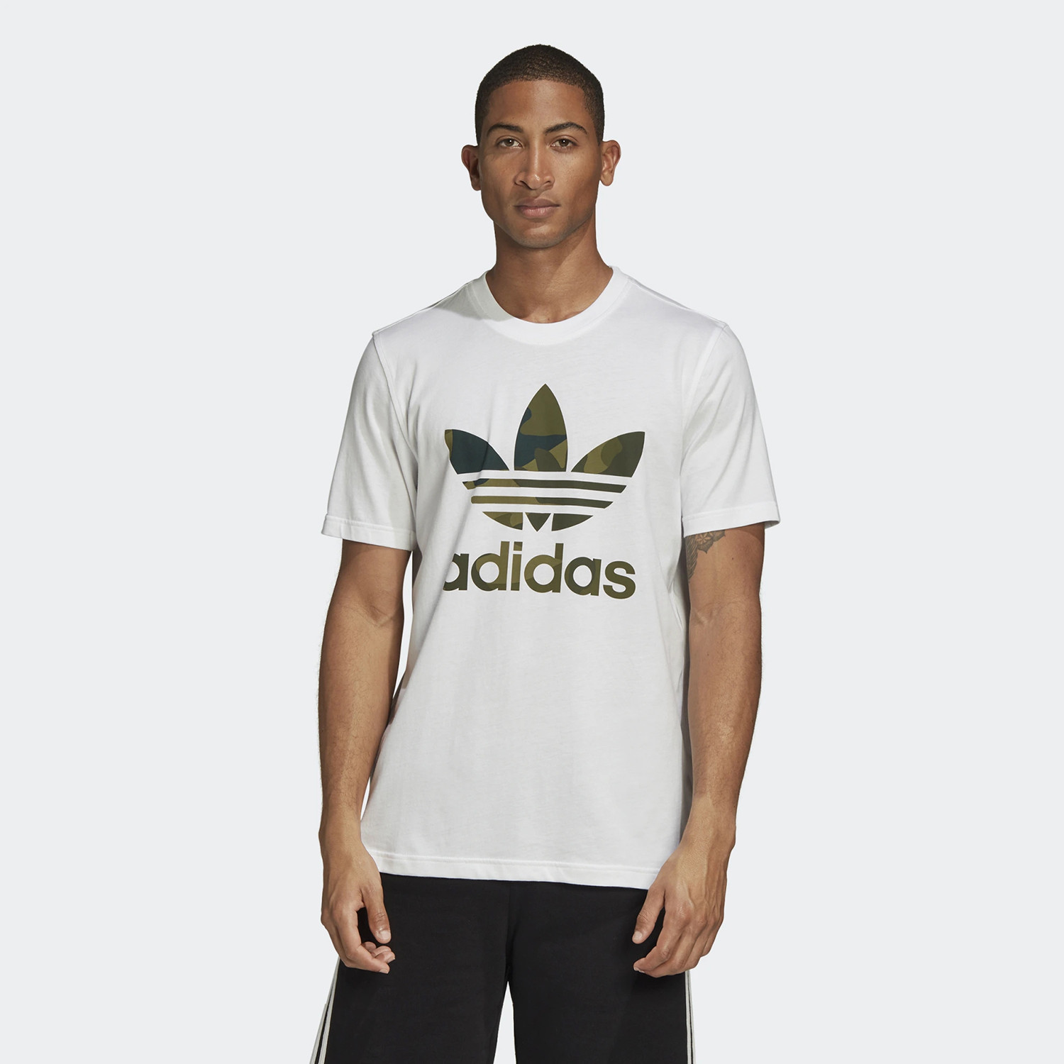 adidas Originals Camouflage Men's Tee (9000045514_10230)