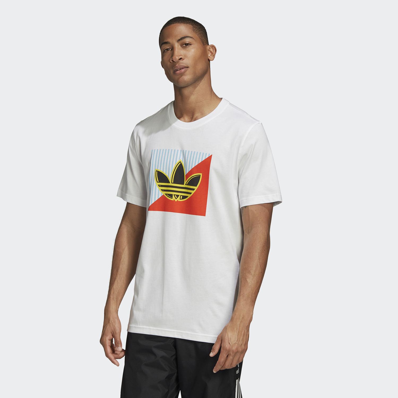 adidas Originals Diagonal Logo Men's Tee (9000045528_1539)