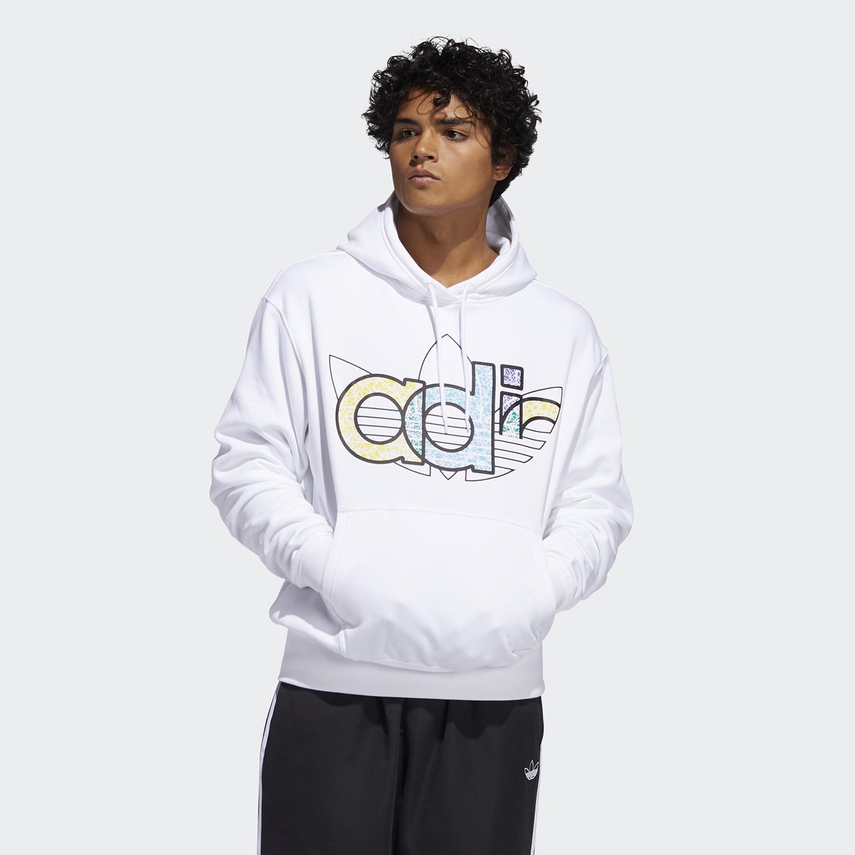 adidas Originals Adi Trefoil Men's Hoodie (9000045801_1539)