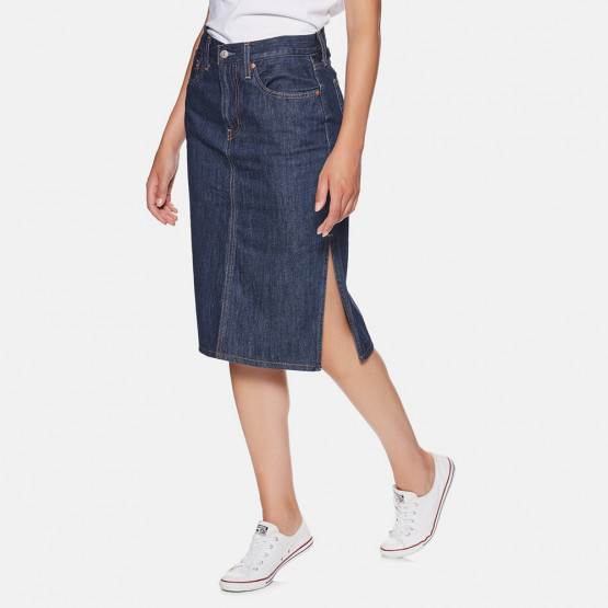 Levis Slide Slit Skirt  Juniper Ridge