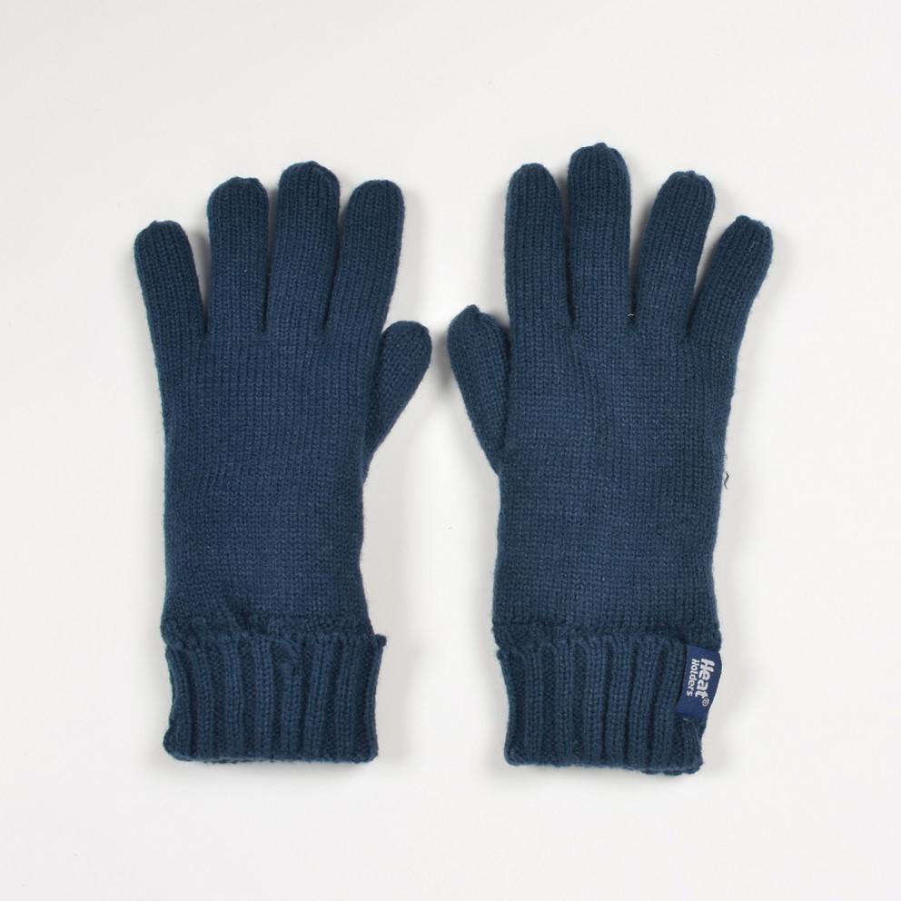 Heat Holders Turn Over Hat & Gloves -  Boys (80049)