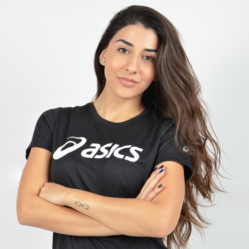 Asics Silver Γυναικείο T-Shirt