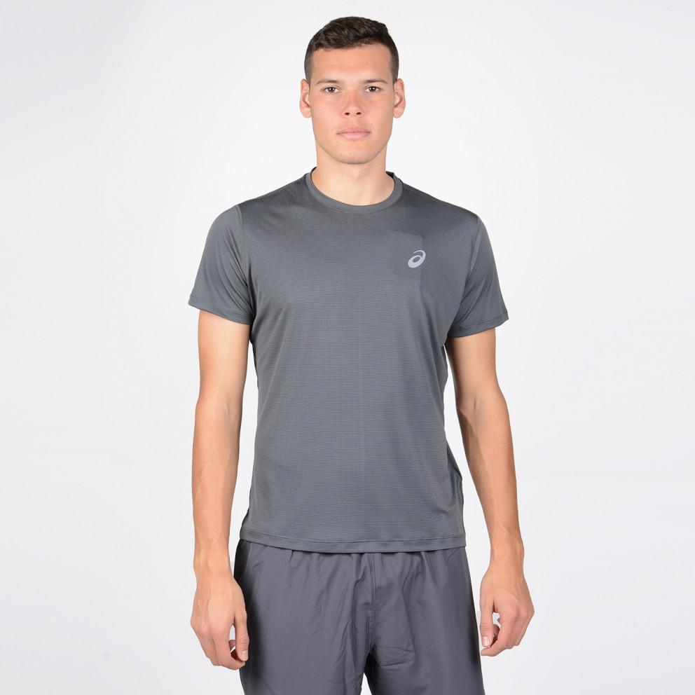 Asics Silver Ανδρικό T-Shirt