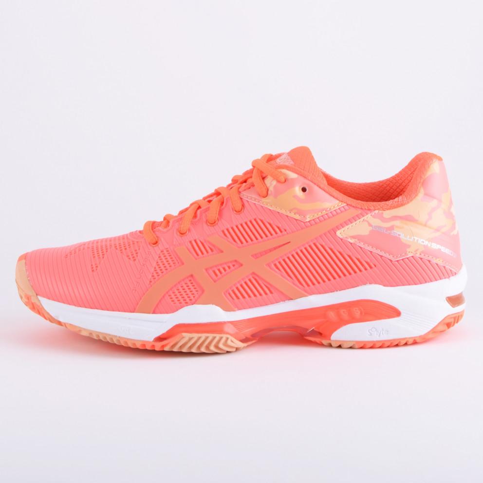 chaussures de tennis asics gel solution speed 3 clay xs