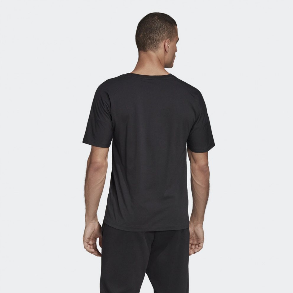 adidas Performance Ζ.Ν.Ε. 3-Stripes Men's T-Shirt