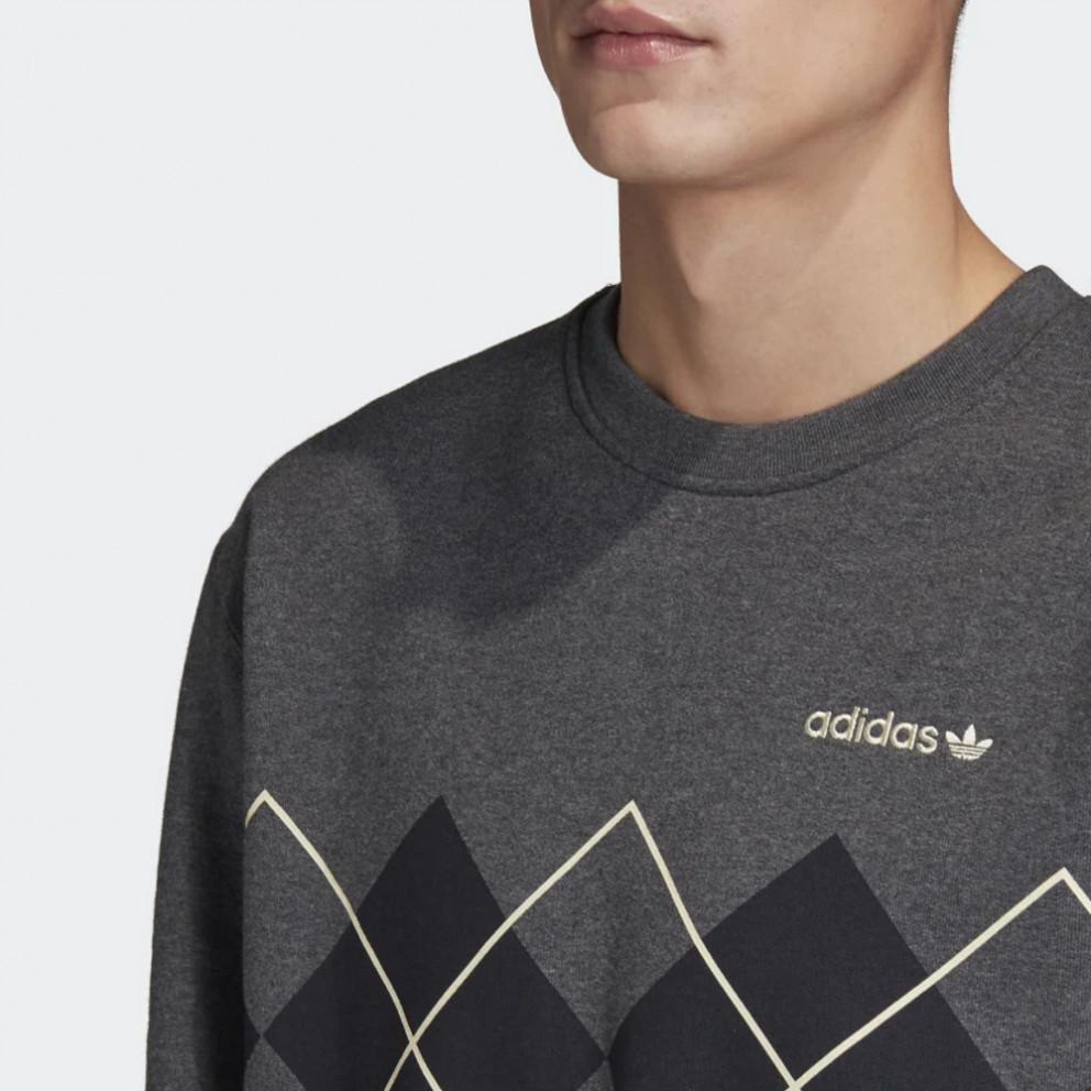 adidas Originals Argyle Crewneck