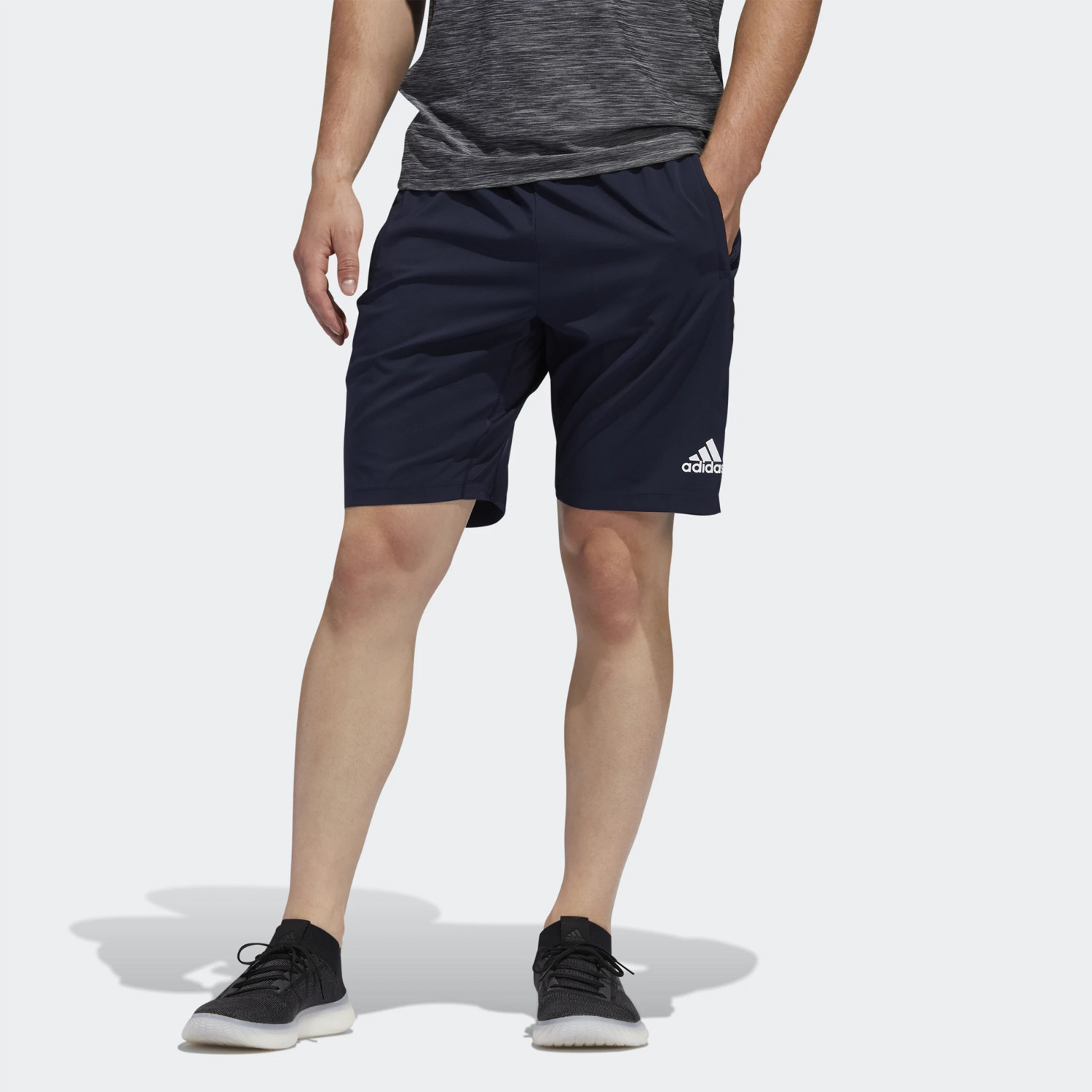 adidas 4KRFT 3-Stripes 9-Inch Men's Shorts (9000045099_3558)