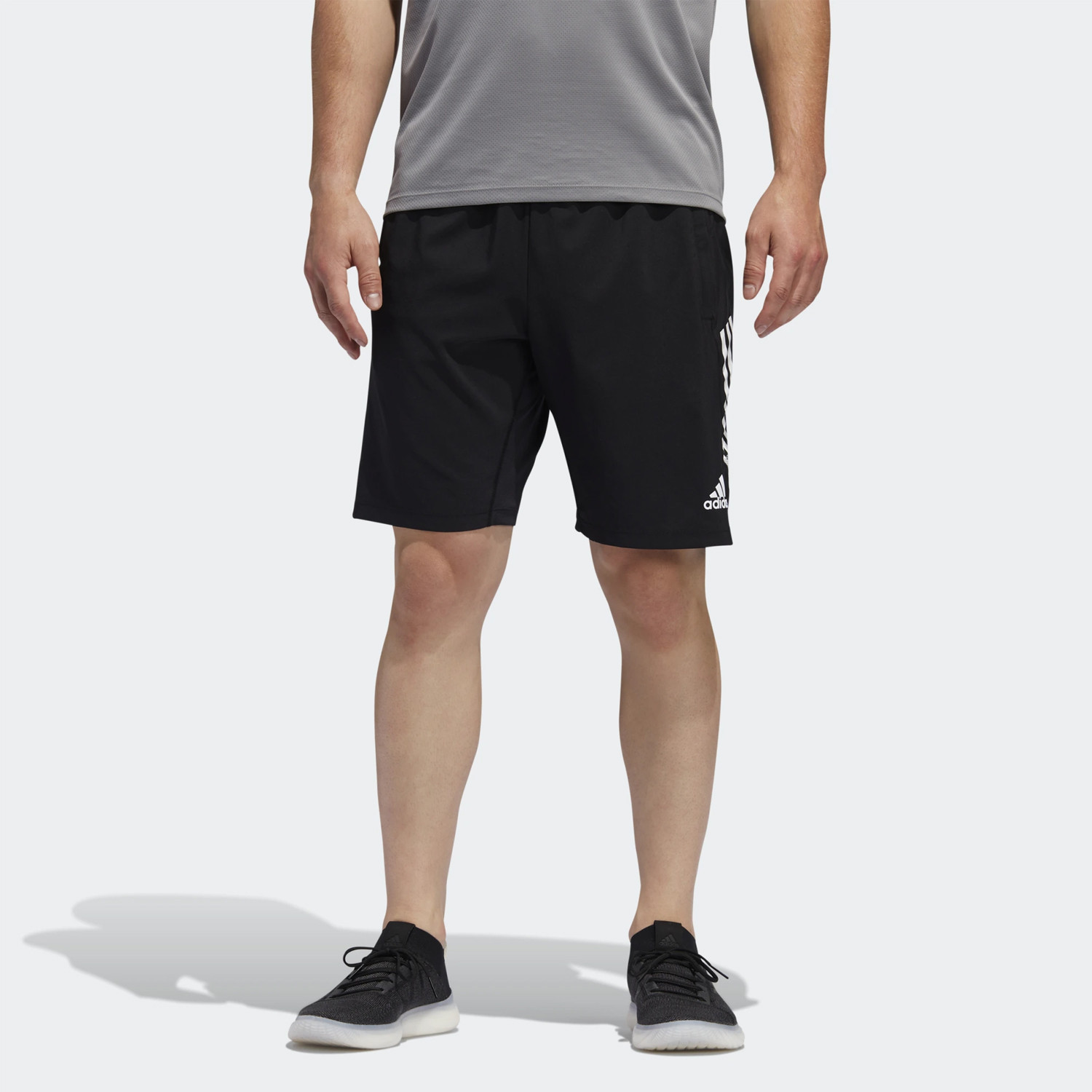 adidas 4KRFT 3-Stripes 9-Inch Men's Shorts (9000045269_1469)