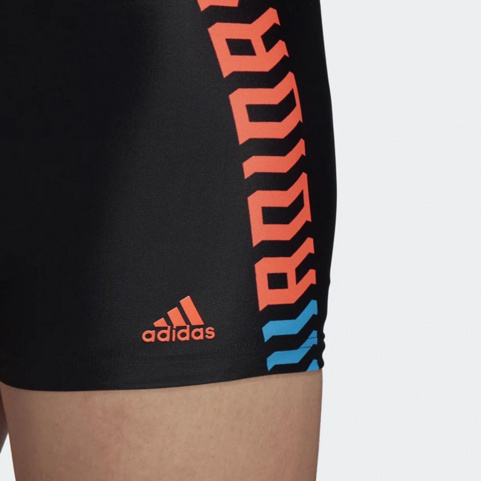 Adidas Wording Swim Briefs