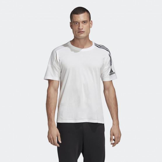 adidas Performance ΖΝΕ 3-Stripes Men's T-Shirt