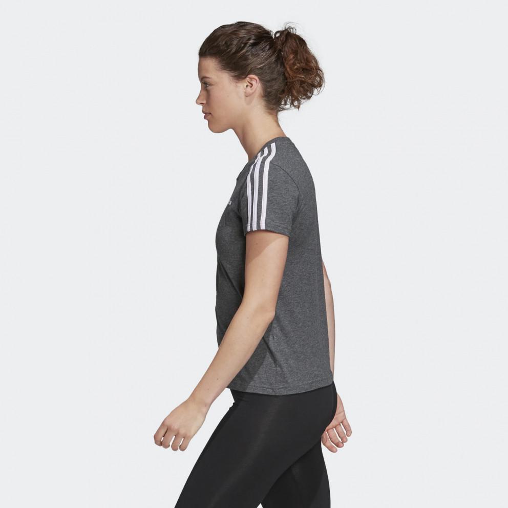 adidas Performance Women's Essentials 3-Stripes Tee