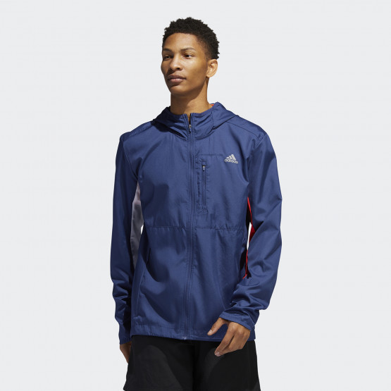 Adidas Own The Run Hooded Windbreaker
