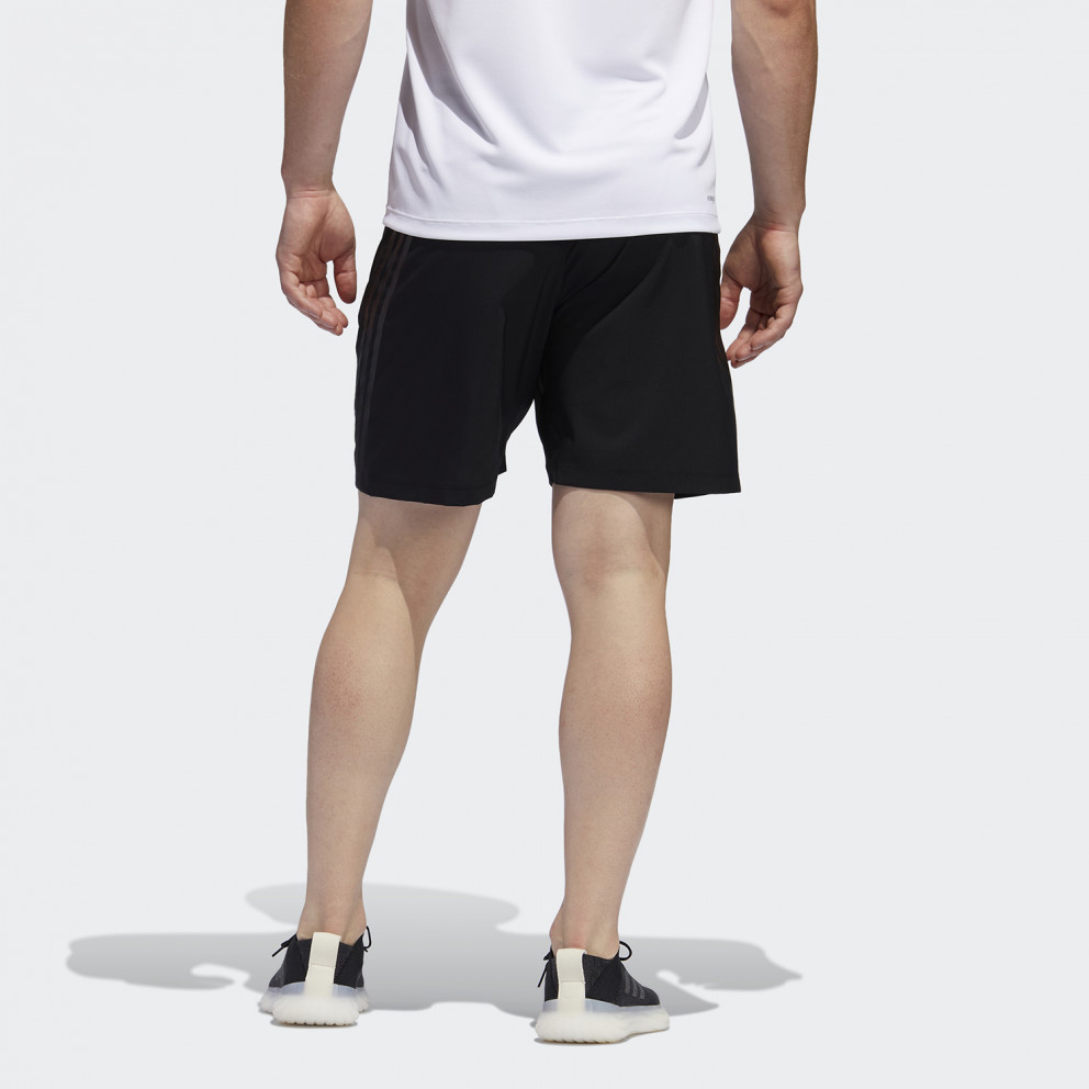 adidas Performance Aeroready 3-Stripes 8-Inch Men's Shorts