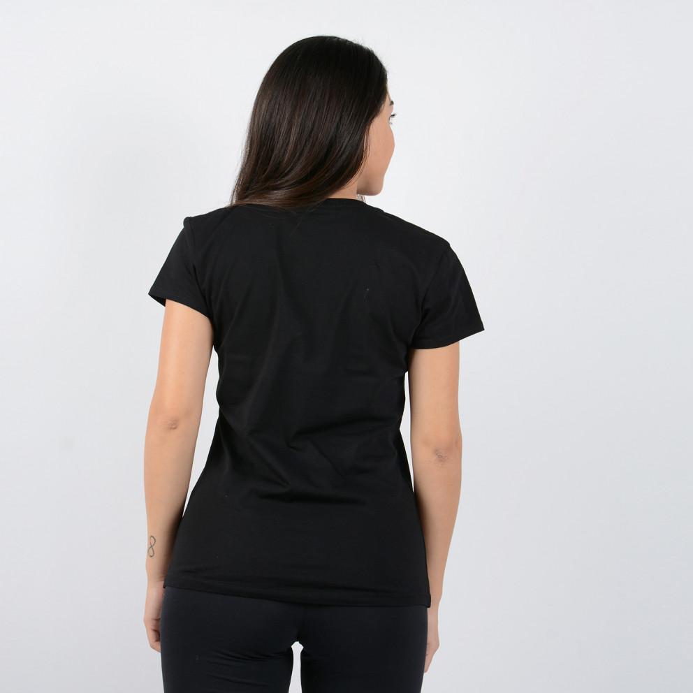 "OFI Crete F.C. ""Heraklion"" Γυναικείο V-Neck T-Shirt"