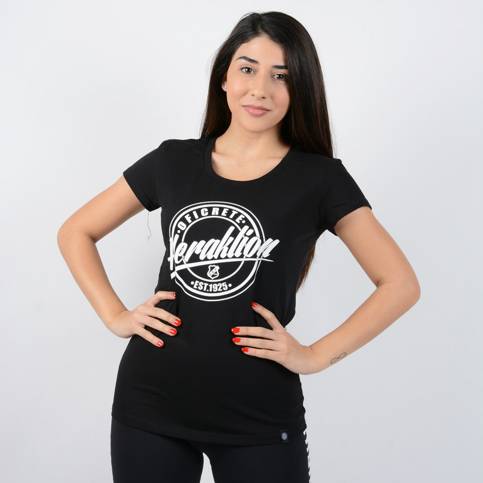 "OFI Crete F.C. ""Heraklion"" Γυναικείο T-Shirt"