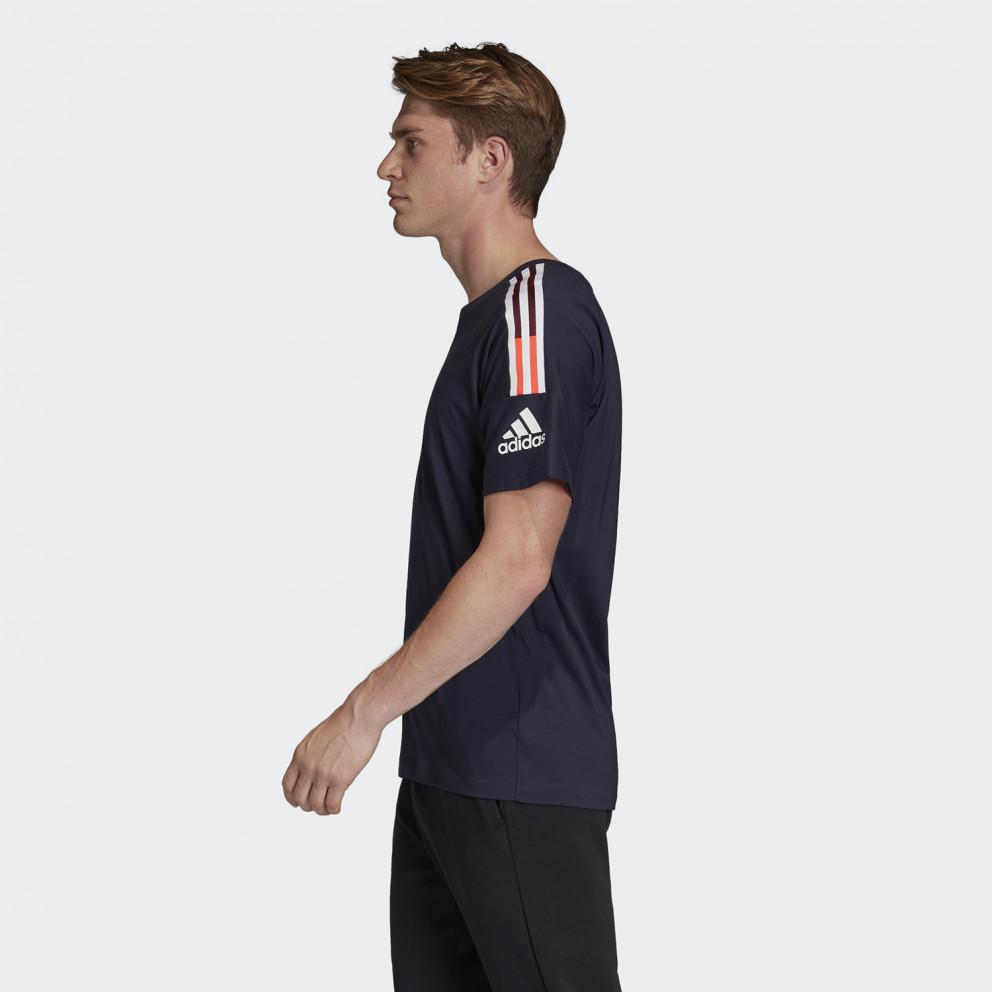 Adidas Z.n.e. 3-Stripes T-Shirt
