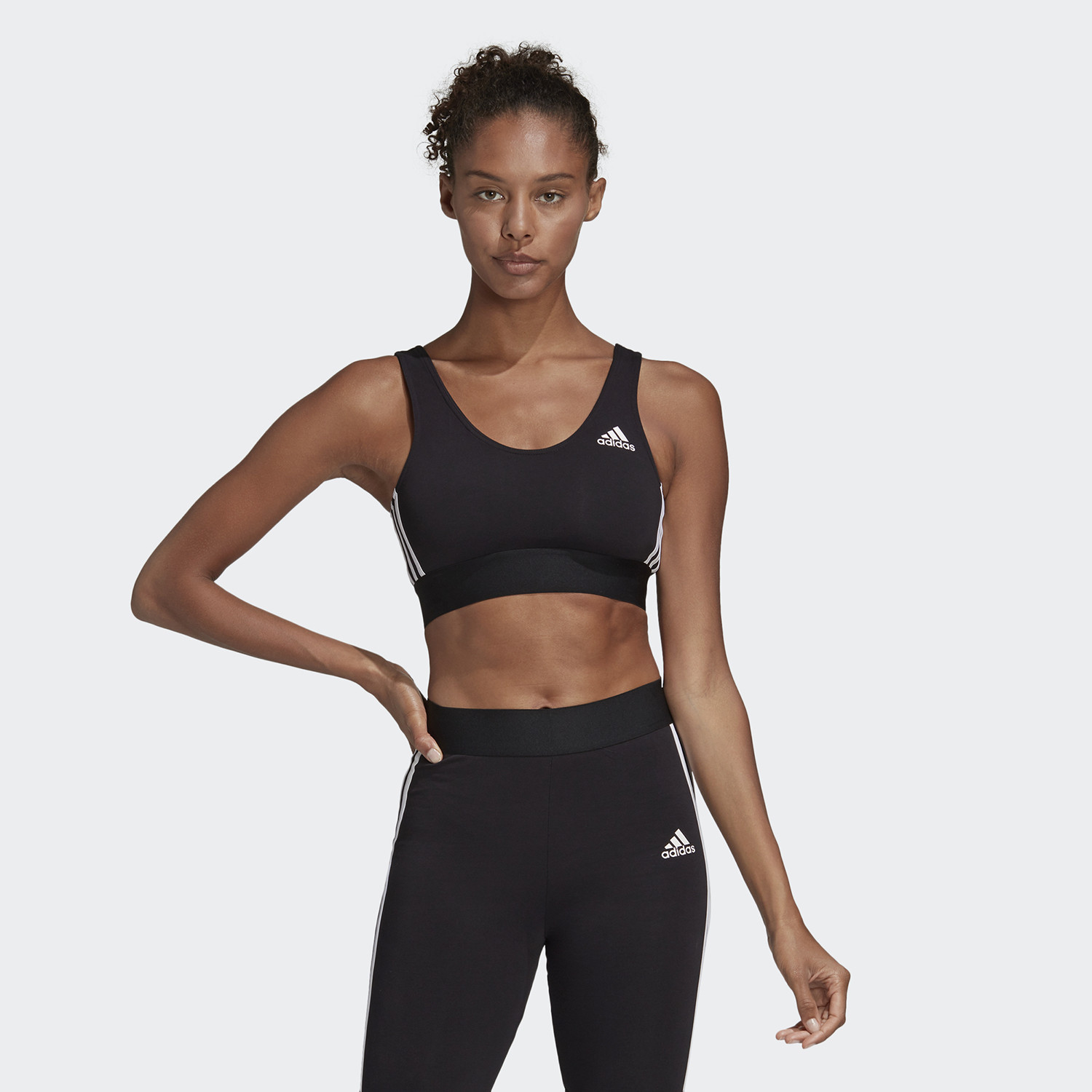 adidas Must Haves 3-Stripes Bra Top (9000044982_1480)