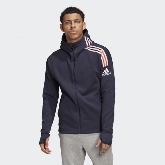 adidas Performance ZNE Men's 3-Stripes Hoodie