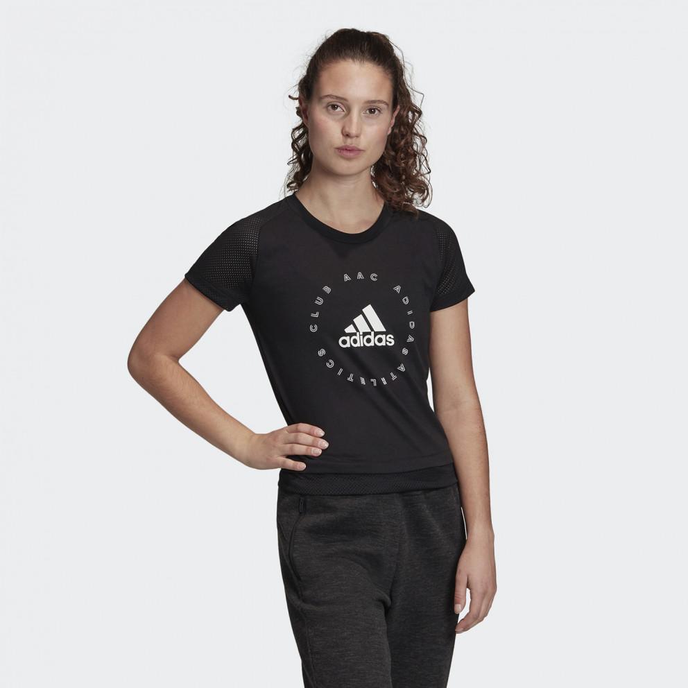 adidas Performance Slim Graphic Tee