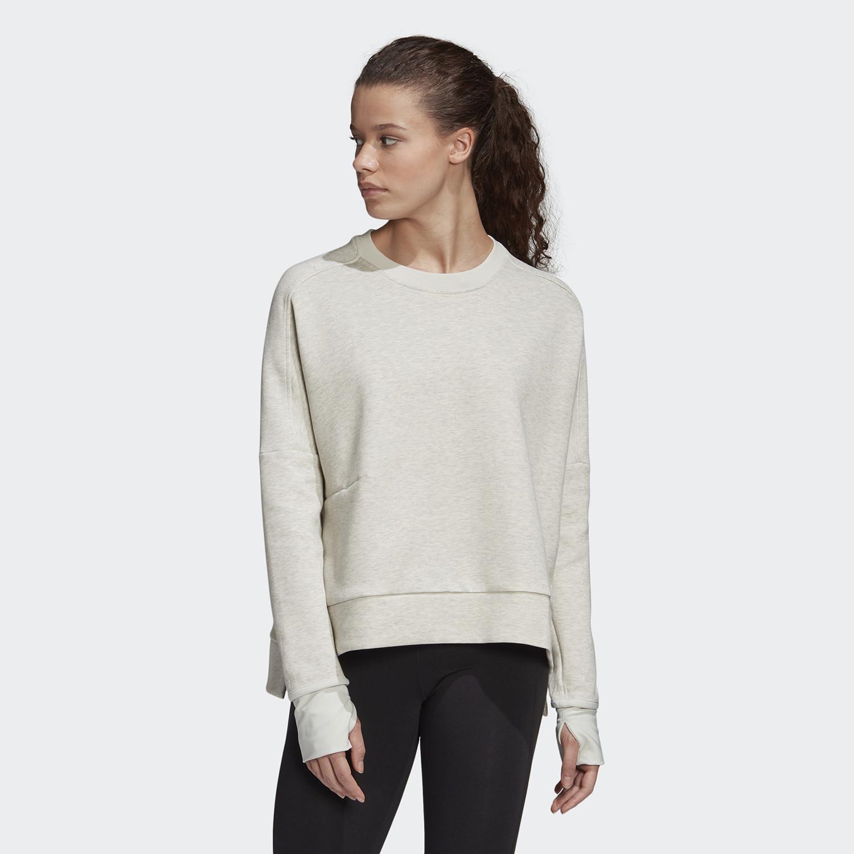 Adidas Must Haves Versatility Crew Sweatshirt (9000045254_43499)