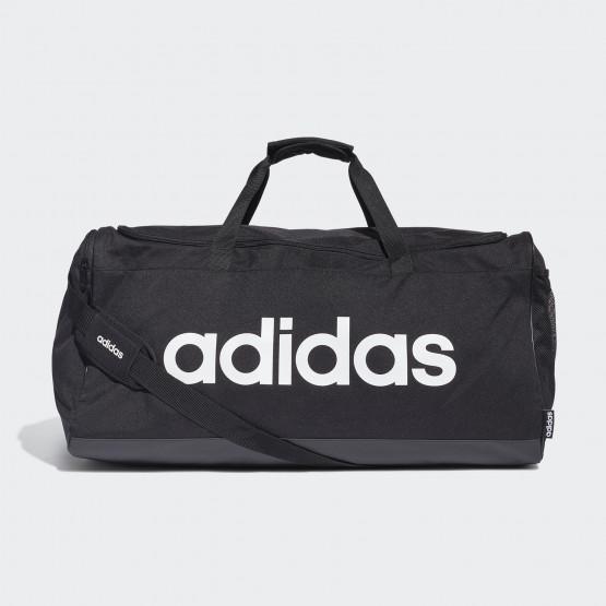 adidas Core Linear Logo Duffel Large