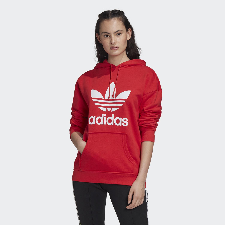 adidas Originals Adicolor Trefoil Hoodie (9000045501_43544)